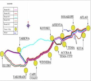 Government committed to the development of Trans-ECOWAS Railway Line- Joe Ghartey 4