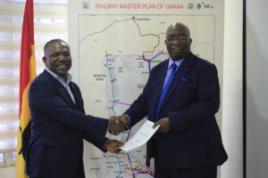 Government committed to the development of Trans-ECOWAS Railway Line- Joe Ghartey 3