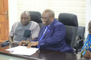 Government committed to the development of Trans-ECOWAS Railway Line- Joe Ghartey 2
