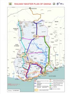 Government committed to the development of Trans-ECOWAS Railway Line- Joe Ghartey 5
